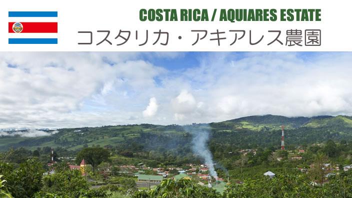 コスタリカ・アキアレス農園